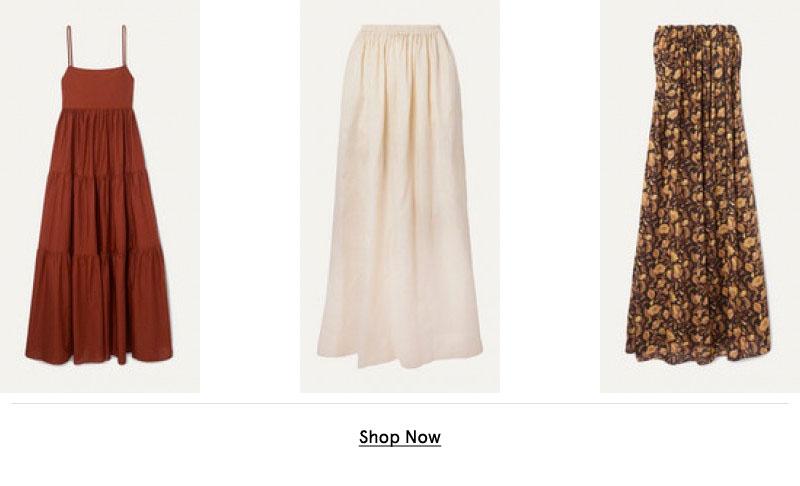 BNY Corner 3 PCS Ruffle Sleeve Off Shoulder Crop Top Floral Clothing Skirt Set