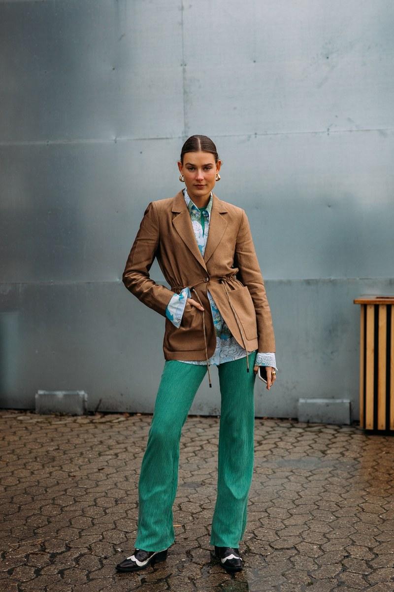 Top 20 Street Style From Copenhagen Fashion Week FW2020