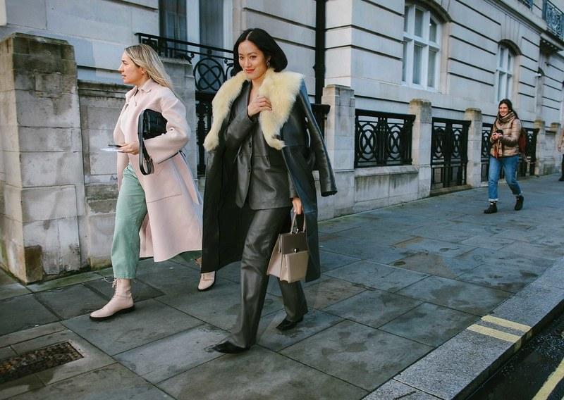 25 Street Style Looks From London Fashion Week Fall 2020
