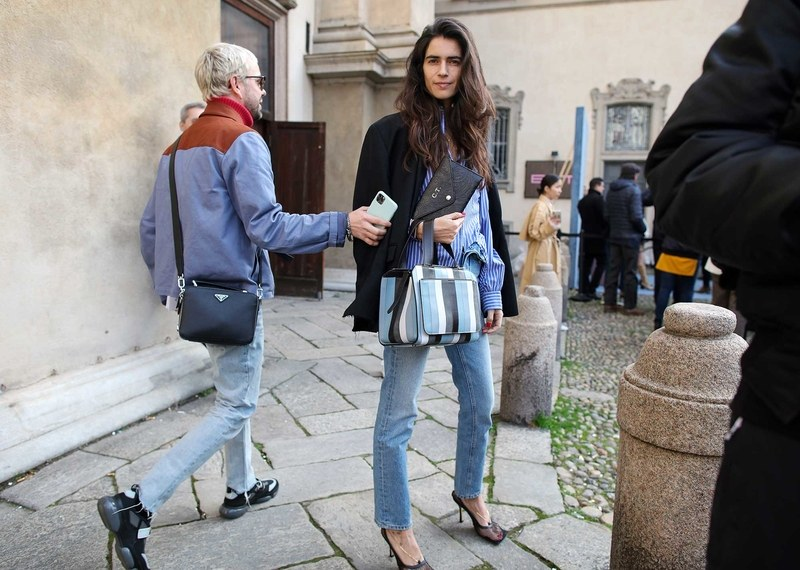 Top 28 Street Style Looks From Milan Fashion Week Fall 2020