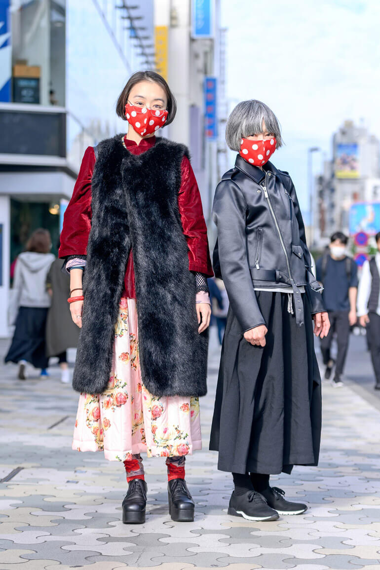 Top 23 Street Style Outfits From Tokyo Fashion Week Spring 2021