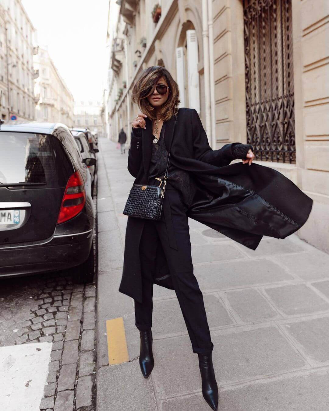 The Only 10-Piece Winter Capsule Wardrobe You Need