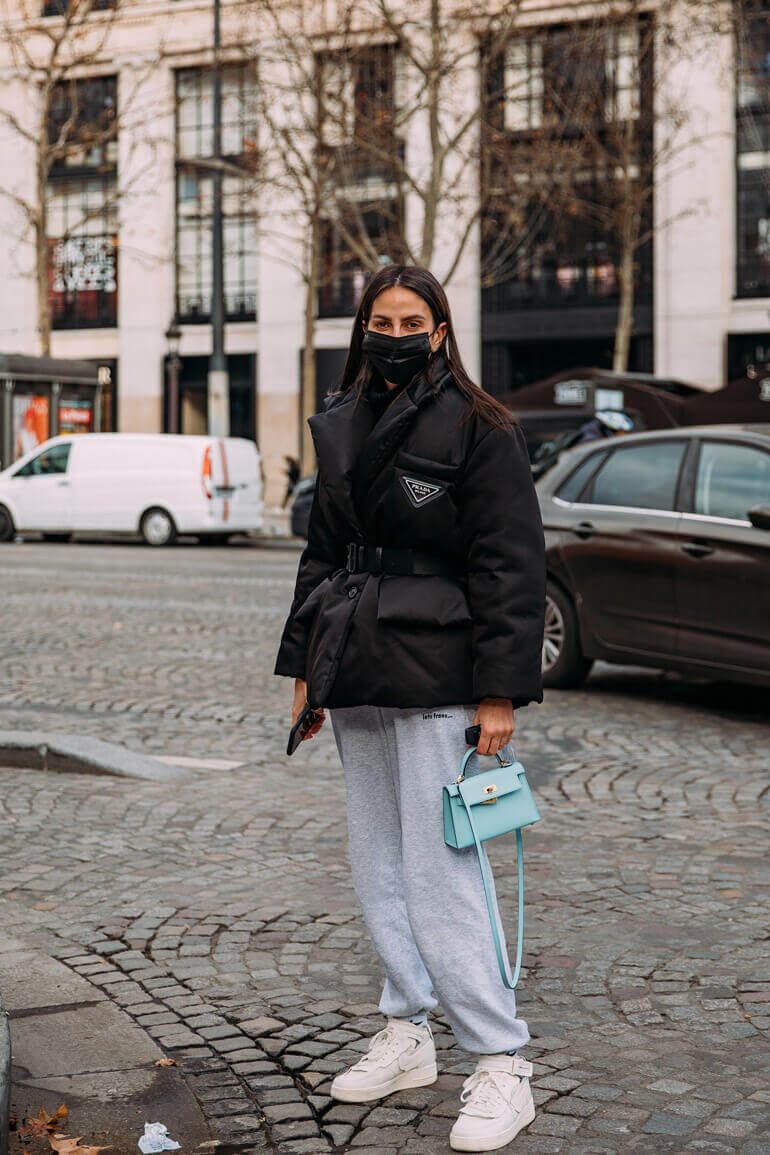 Top 17 Street Style Outfits From Paris Spring 2021 Couture Shows