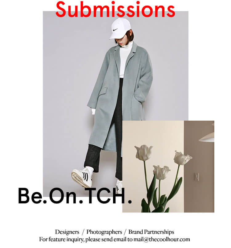 Submissions - Editorial and LookBook Features on The Cool Hour