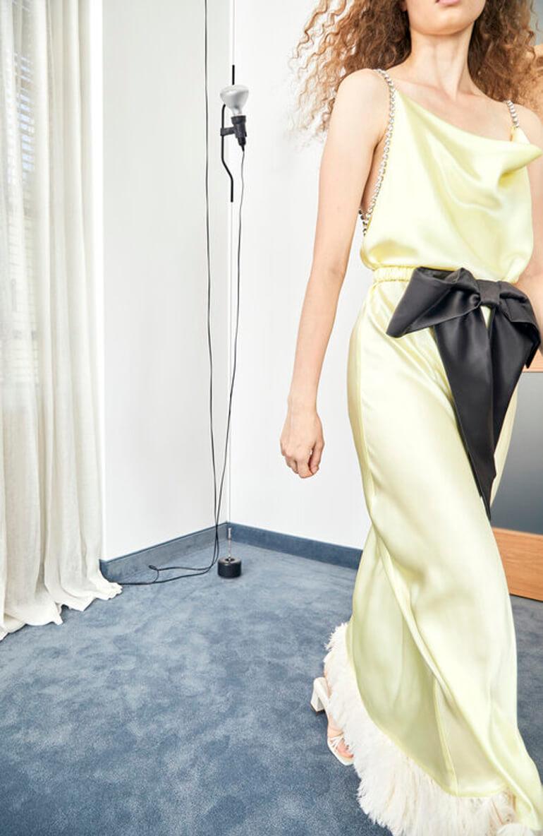 CO|TE Delivers Elegant Silk Wear For The Feminine Woman
