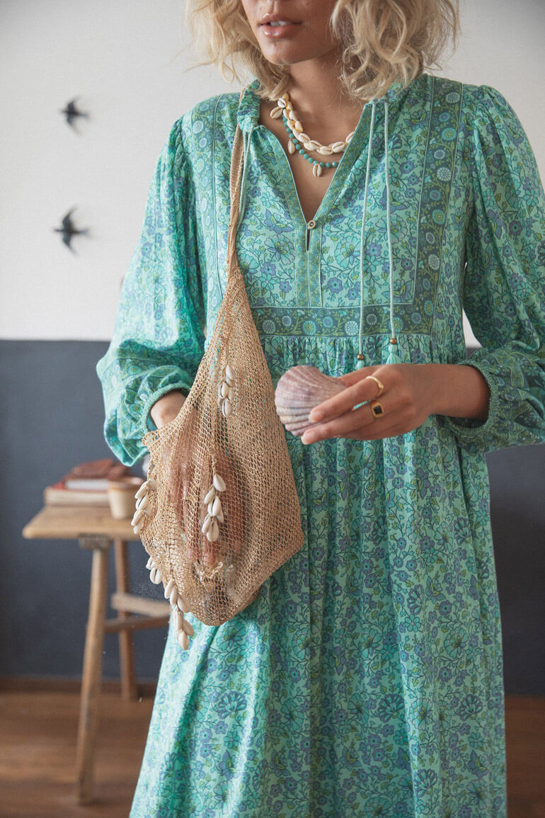 Get Beach Ready With This Breezy Bohemian Collection From Spell Designs