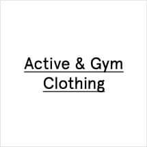 shop by category - women's activewear