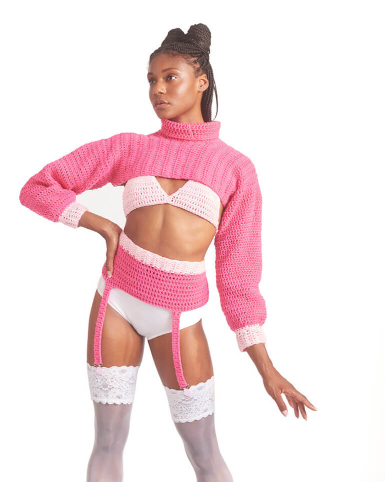 Embrace Modern Crochet Designs With Bailey Prado