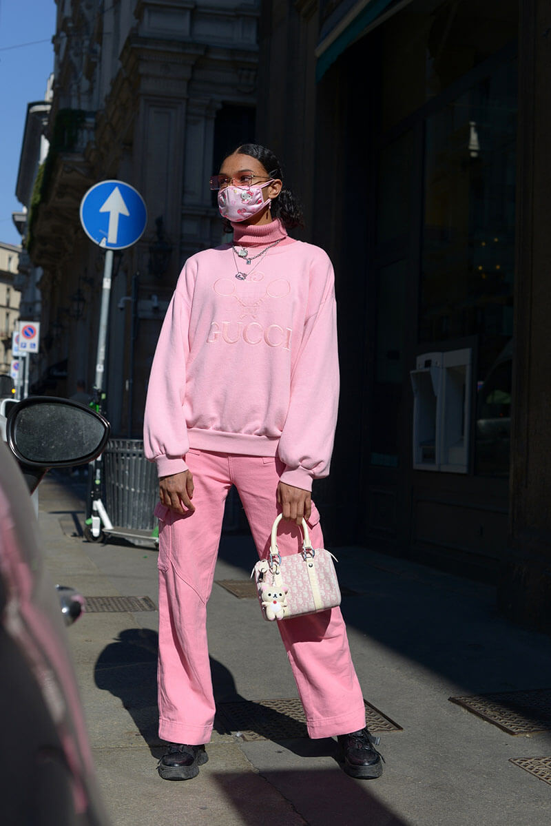 Top 17 Street Style Looks To Get You Inspired From Milan Fashion Week F21