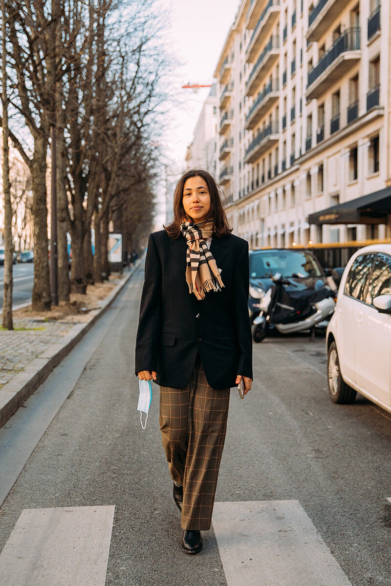 Top 20 Street Style Outfits From Paris Fashion Week F21