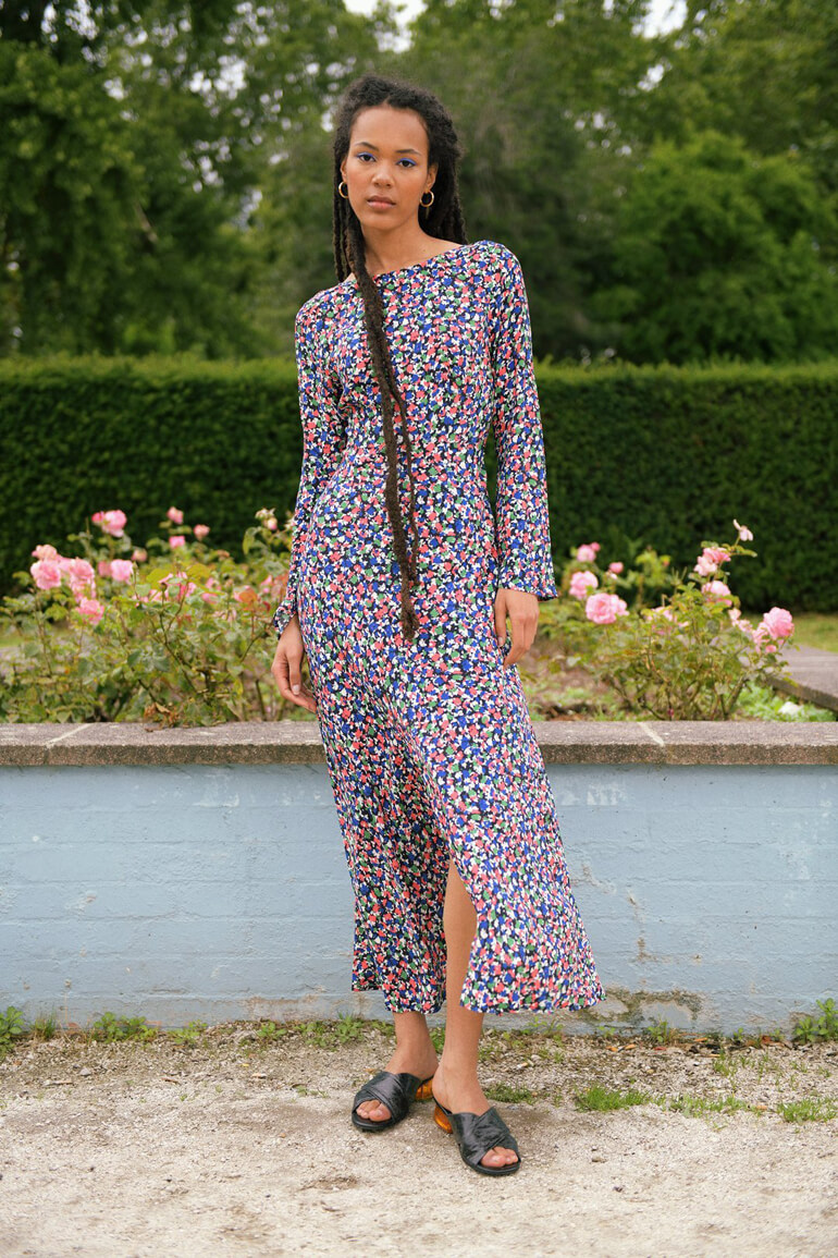 Play With Pattern With Bold, Flowy Designs From Rixo