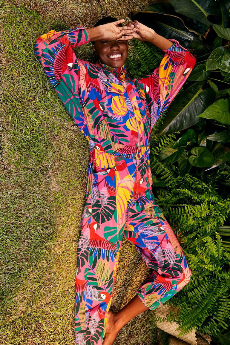Farm Rio Delivers A Collection Full of Bold Colors & Prints
