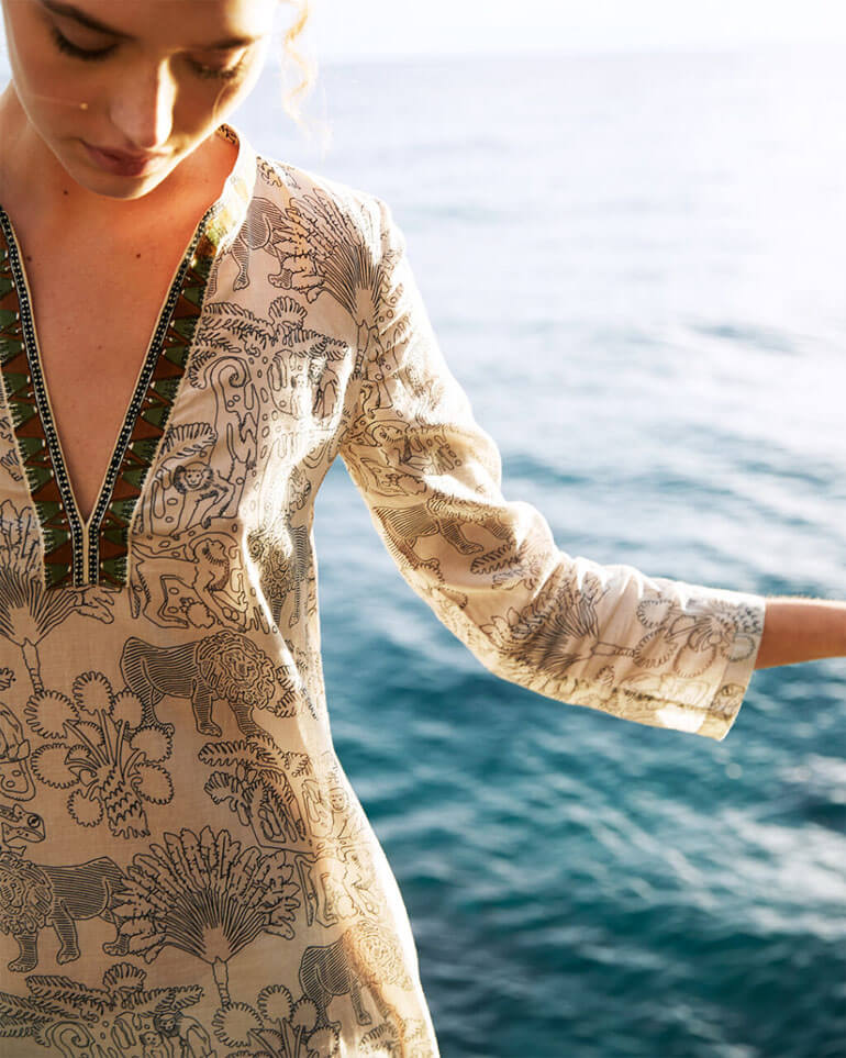 The Sophisticated, Beachy Designs You've Been Waiting For From Emporio Sirenuse