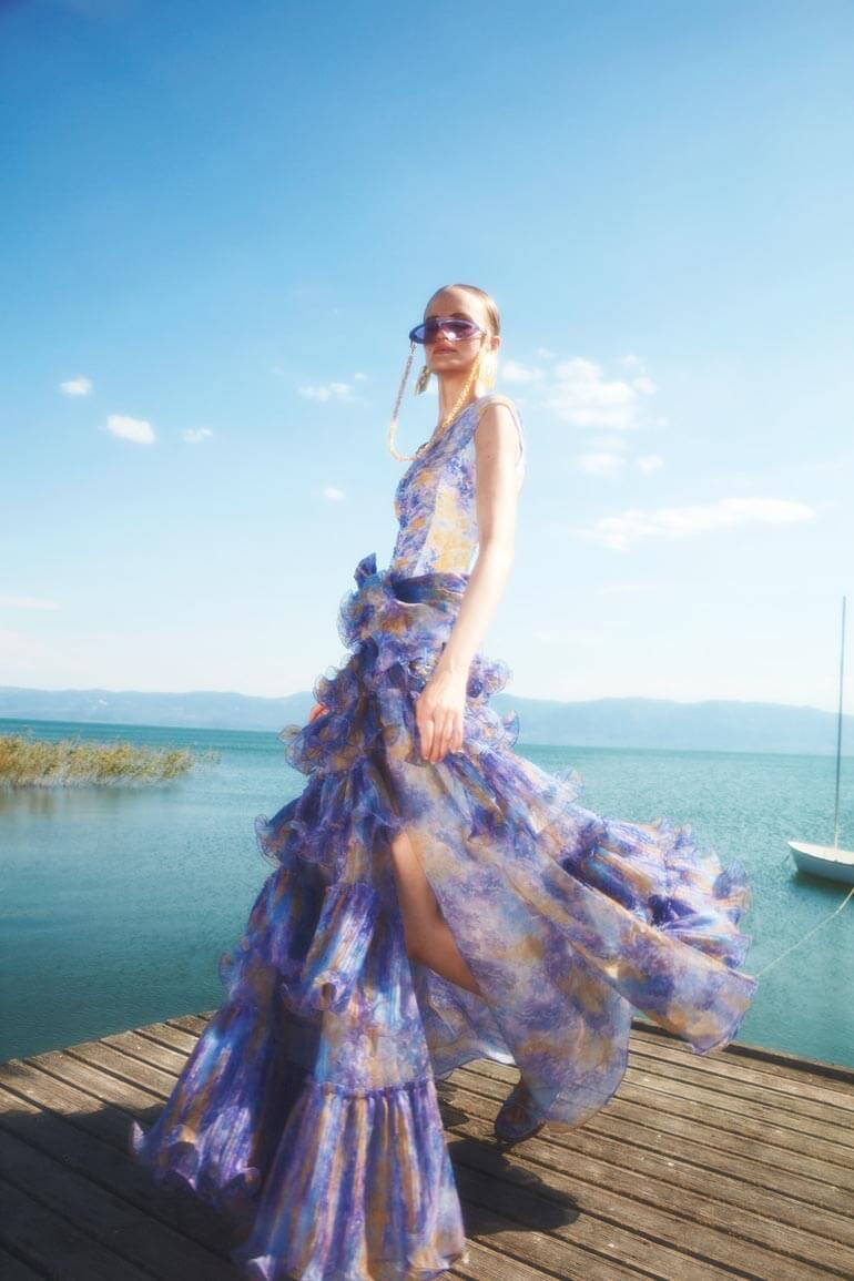 Get Inspired With Dramatic Designs From RAISAVANESSA's Spring Lineup