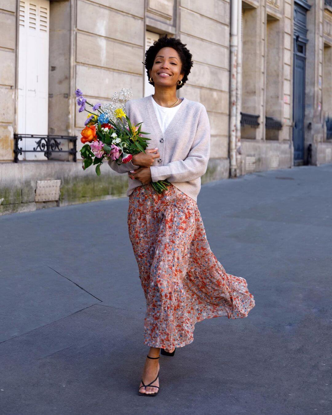 We Can't Wait To Try This Easy Spring Outfit Idea
