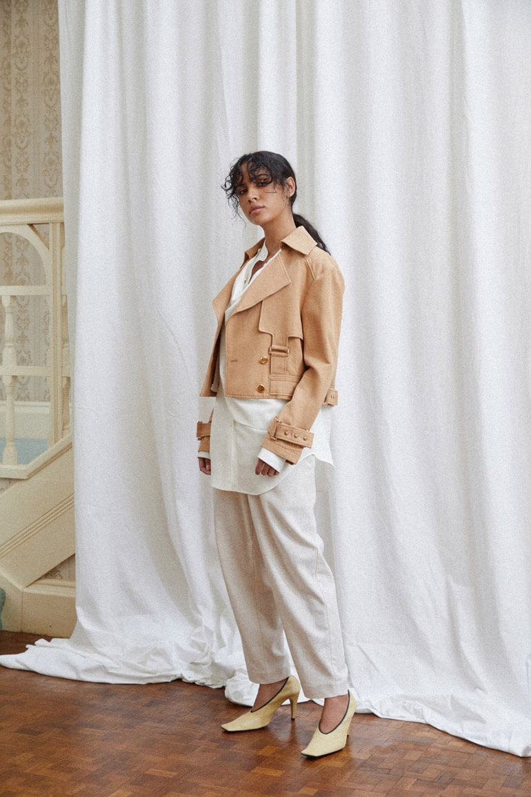 Classic Femininity Gets An Upgrade In This Collection From Acler