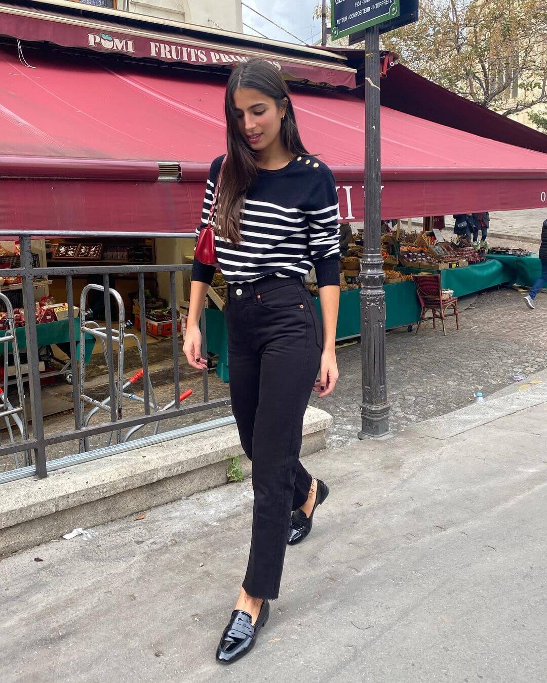 An Easy Yet Stylish Spring Outfit To Wear For Work