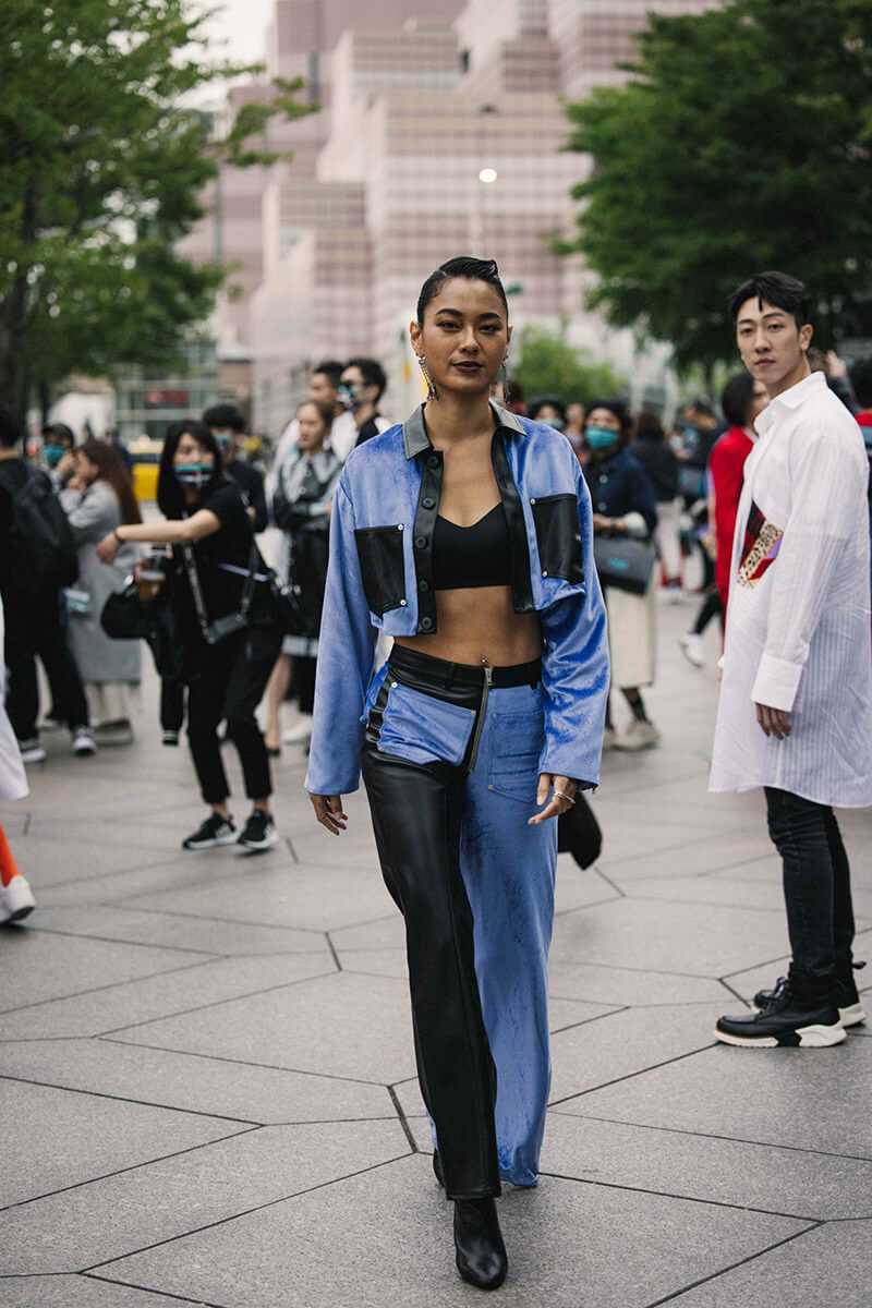 Top 15 Street Style Outfits From Taipei Fashion Week Fall 2021