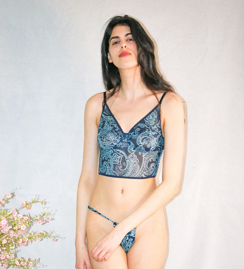 Herbe Is The New Sustainable, Feminine Swimwear Label That Should Be On Your Radar