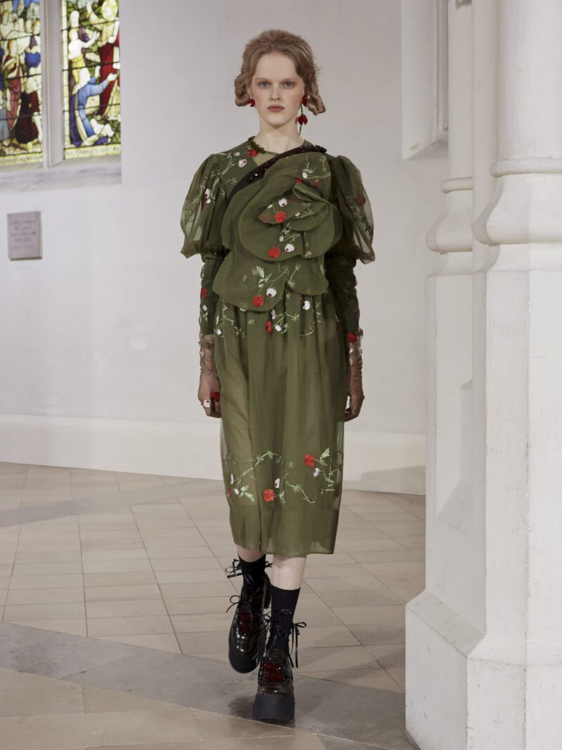 For The Style Lovers, This Simone Rocha Collection Is A Must See