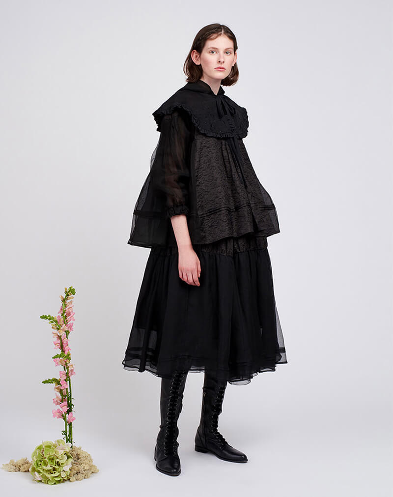 Take A Step Back In Time With This Magical Collection From Renli Su