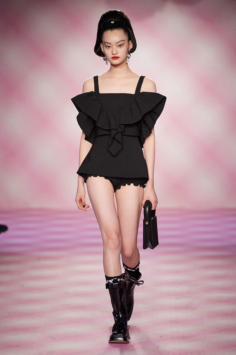 Girly Gets An Edge With This Winning Collection From Shushu/Tong
