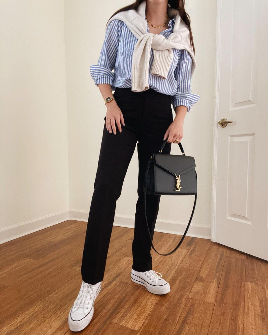 An Easy and Effortless Outfit Anyone Can Pull Off