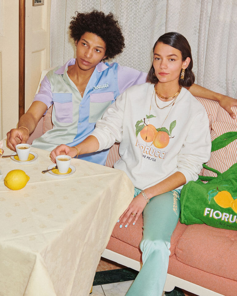 Fiorucci's Pastels & Playful Prints Are Perfect For Summer & Beyond