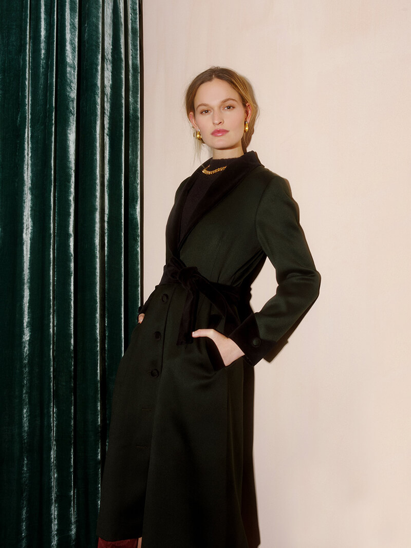 Embrace Your Chic Sense of Style With Markarian AW21 Collection