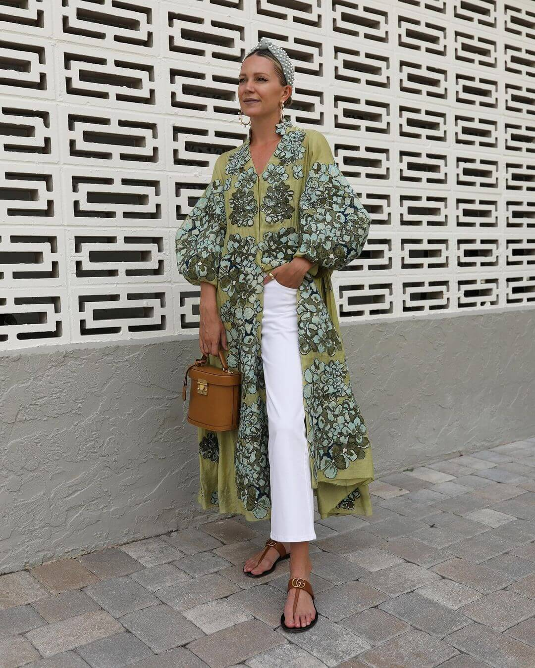 The Most Stylish Take On Dress Over Pants In 2021