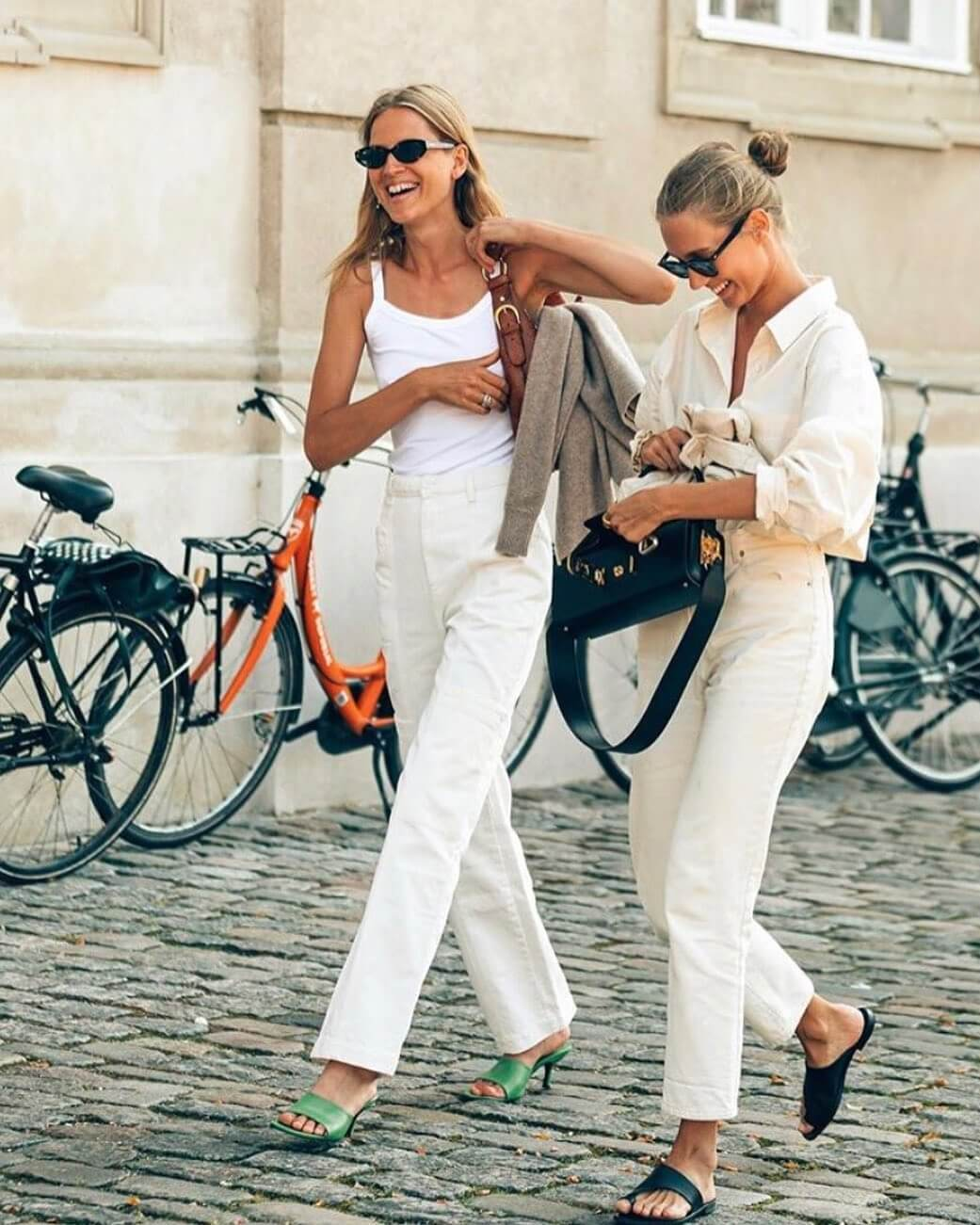 The Best White Jeans At Every Price Point