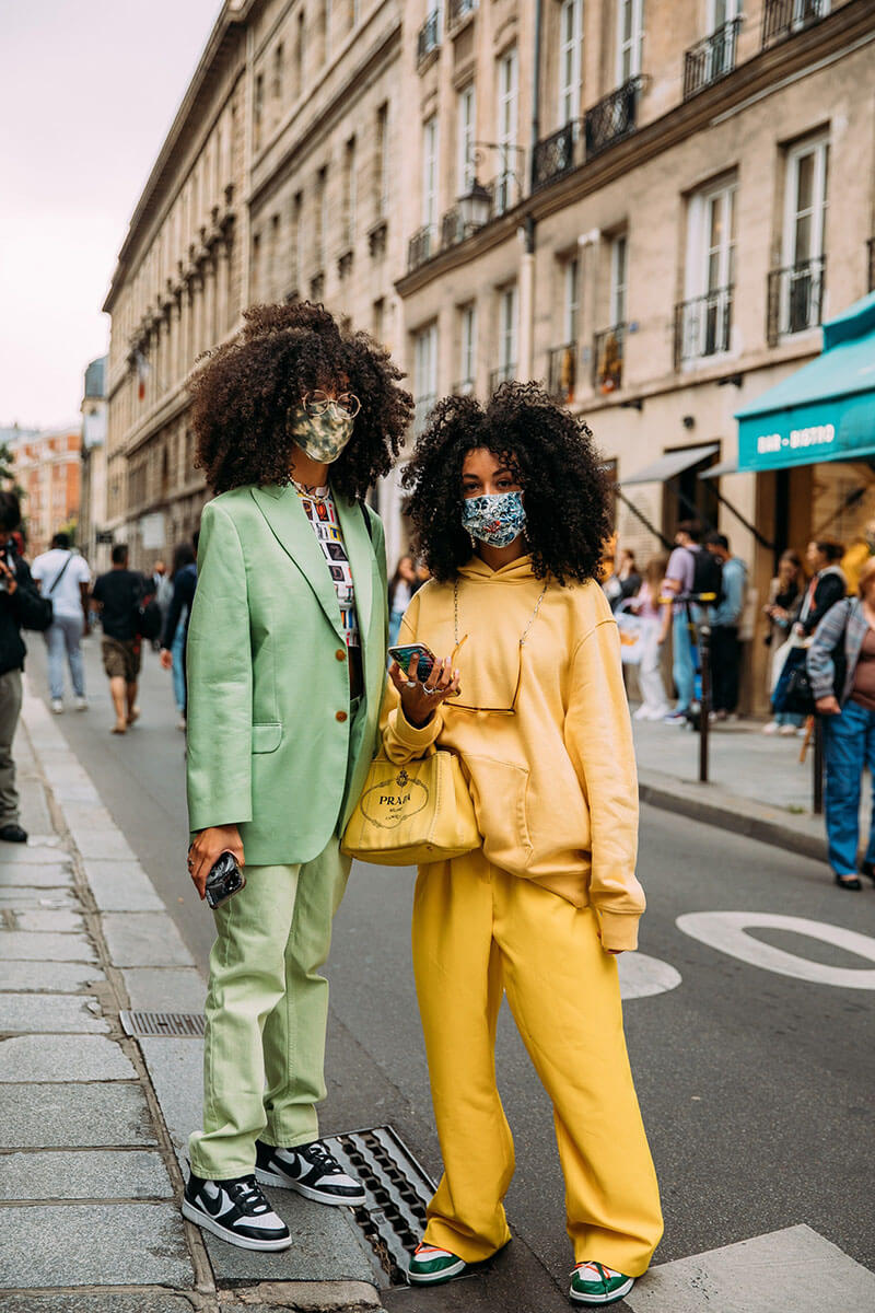 Our Favorite 16 Street Style Outfits From Paris Spring 2022 Menswear Shows