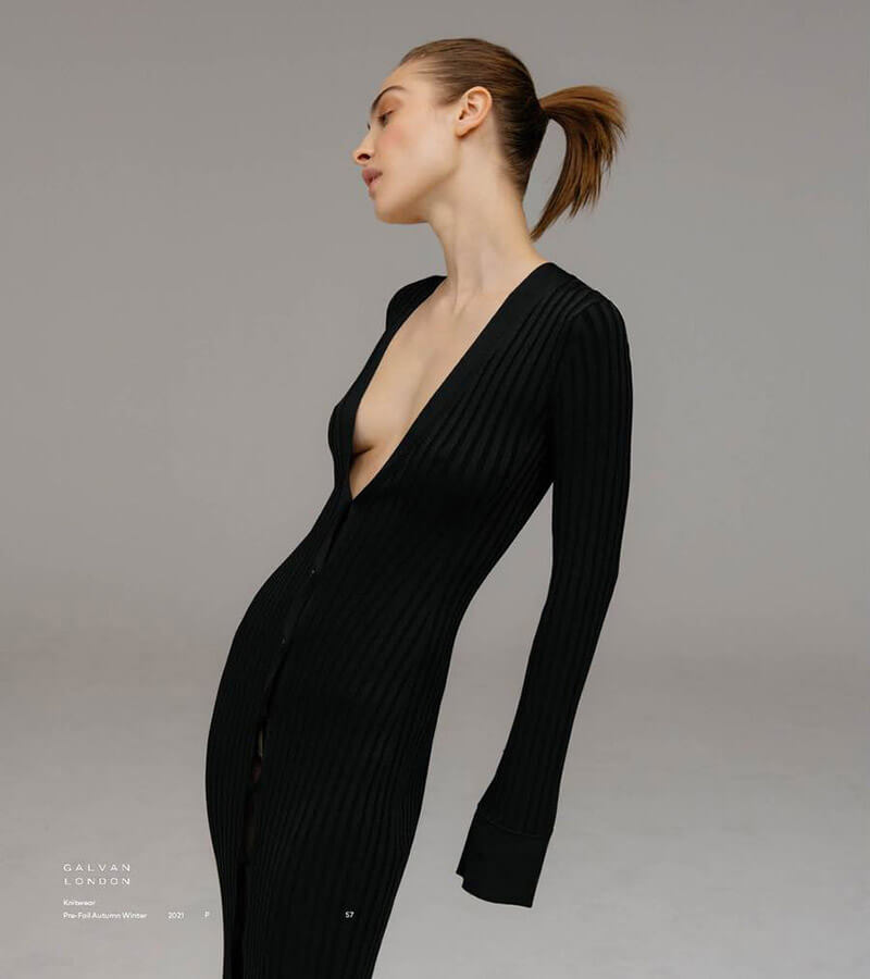 The Knitwear Collection of Your Dreams Is Waiting at Galvan London