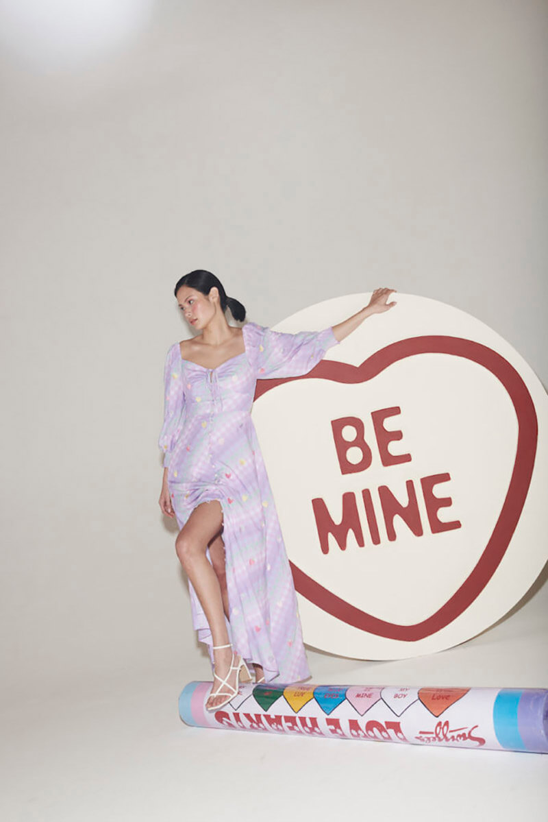 Brighten Up Your Wardrobe With Rainbow Pieces From Olivia Rubin
