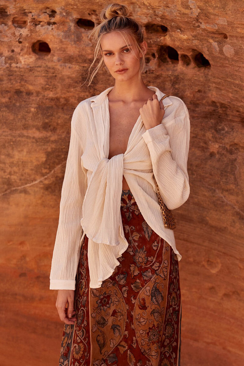 With Sustainability At Its Core, Savannah Morrow The Label Delivers The Best In Summer Fashion