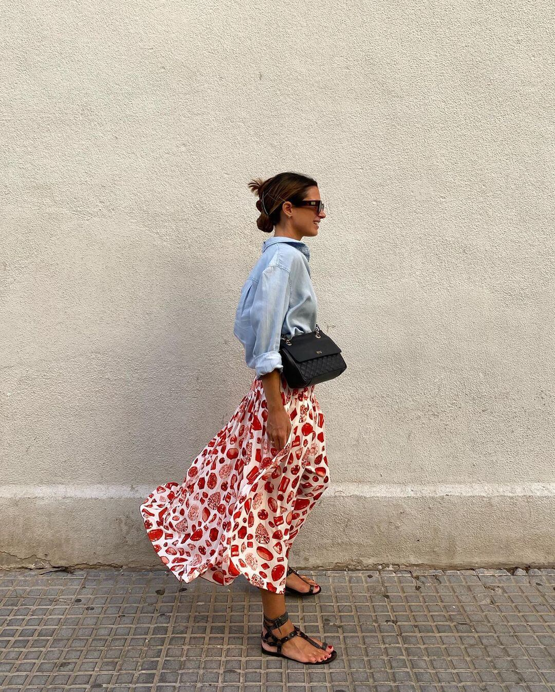 A Crush-Worthy Summer Look To Copy Now