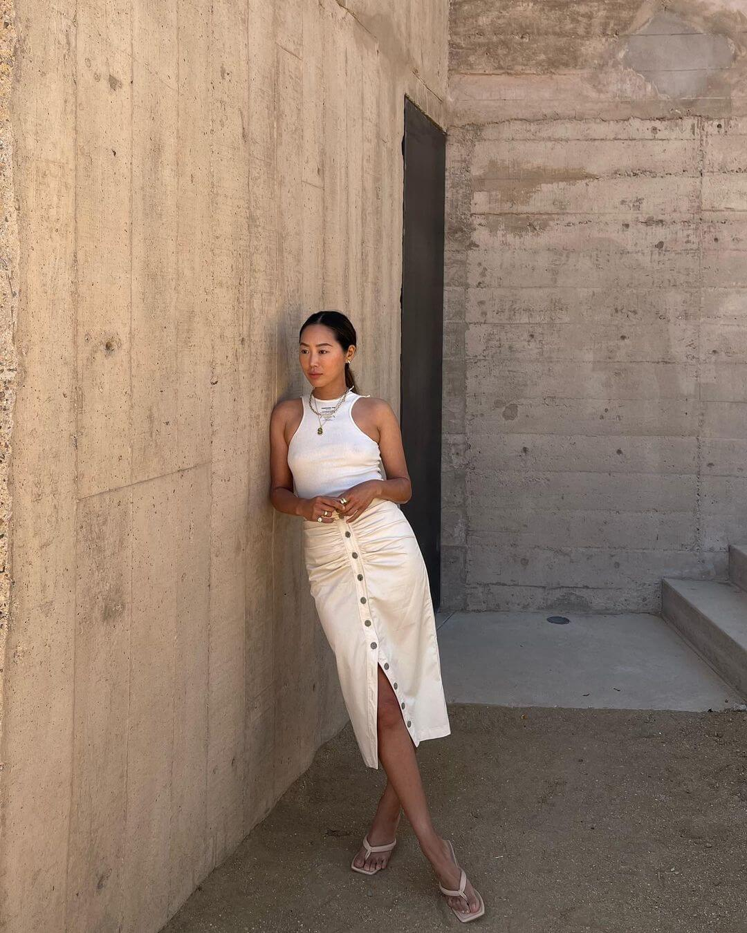 The Best Midi Skirts For A Classic Summer Look