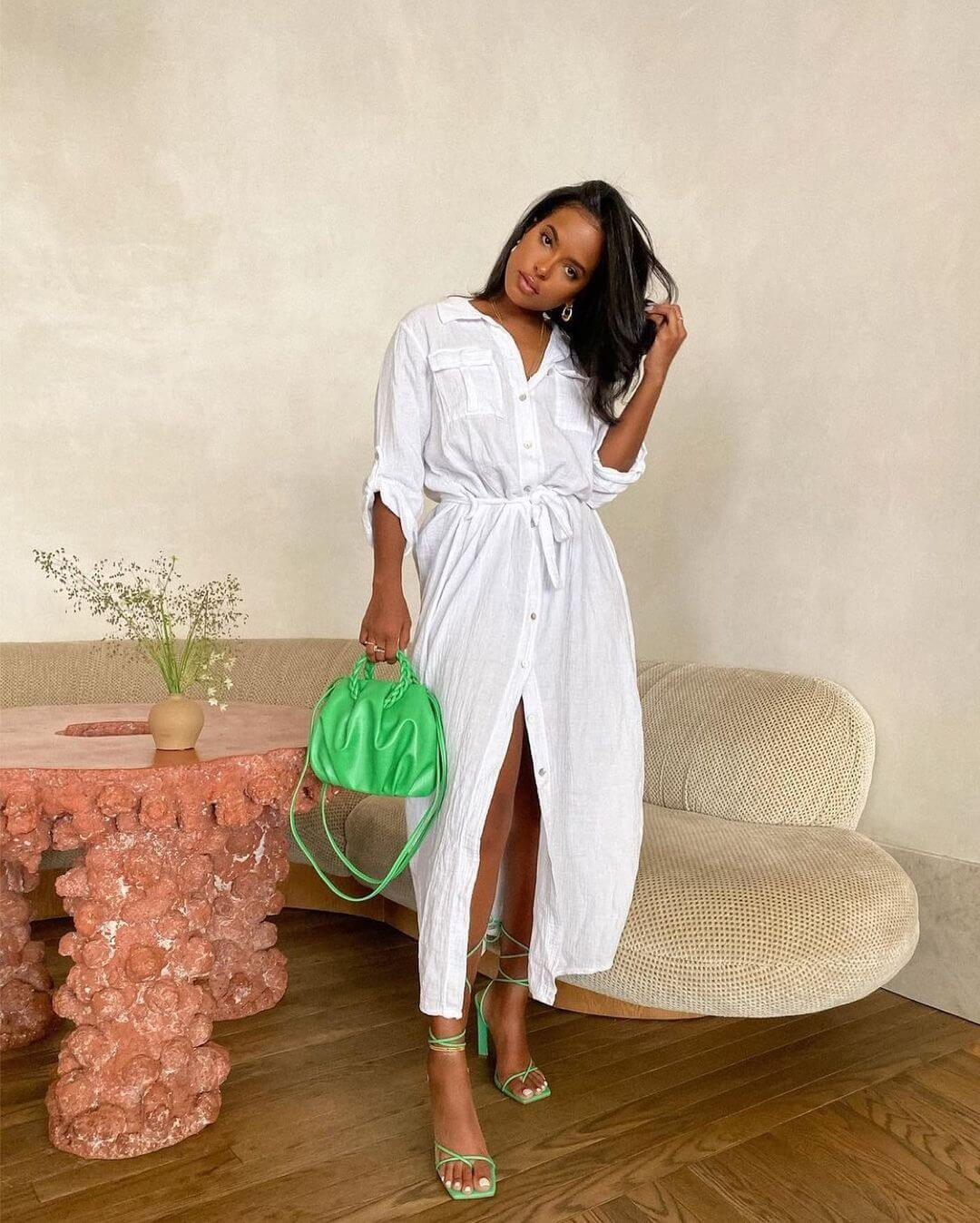 10 Chic Pool Party Outfits That Make An Entrance