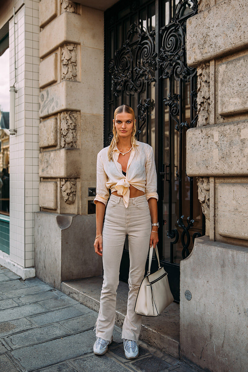 Our Favorite 25 Street Style Looks From Fall 2021 Couture Shows Paris