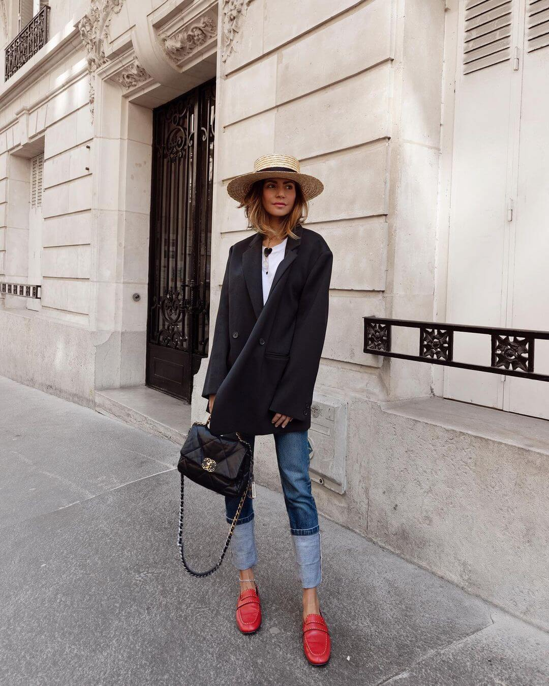 This Business Casual Outfit Is Perfect For Work & Beyond