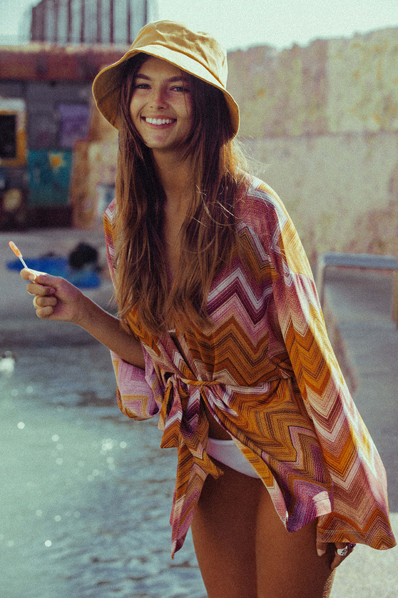RECC Paris High Summer Collection Features Playful Prints and Stylish Summer Silhouettes