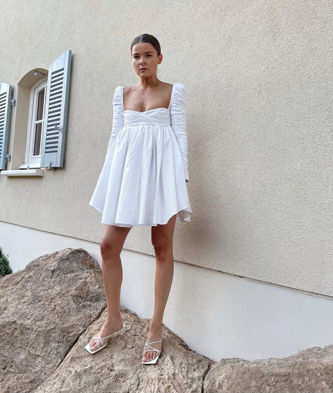 The Dress Trend Fashion Girls Are Obsessing Over Right Now