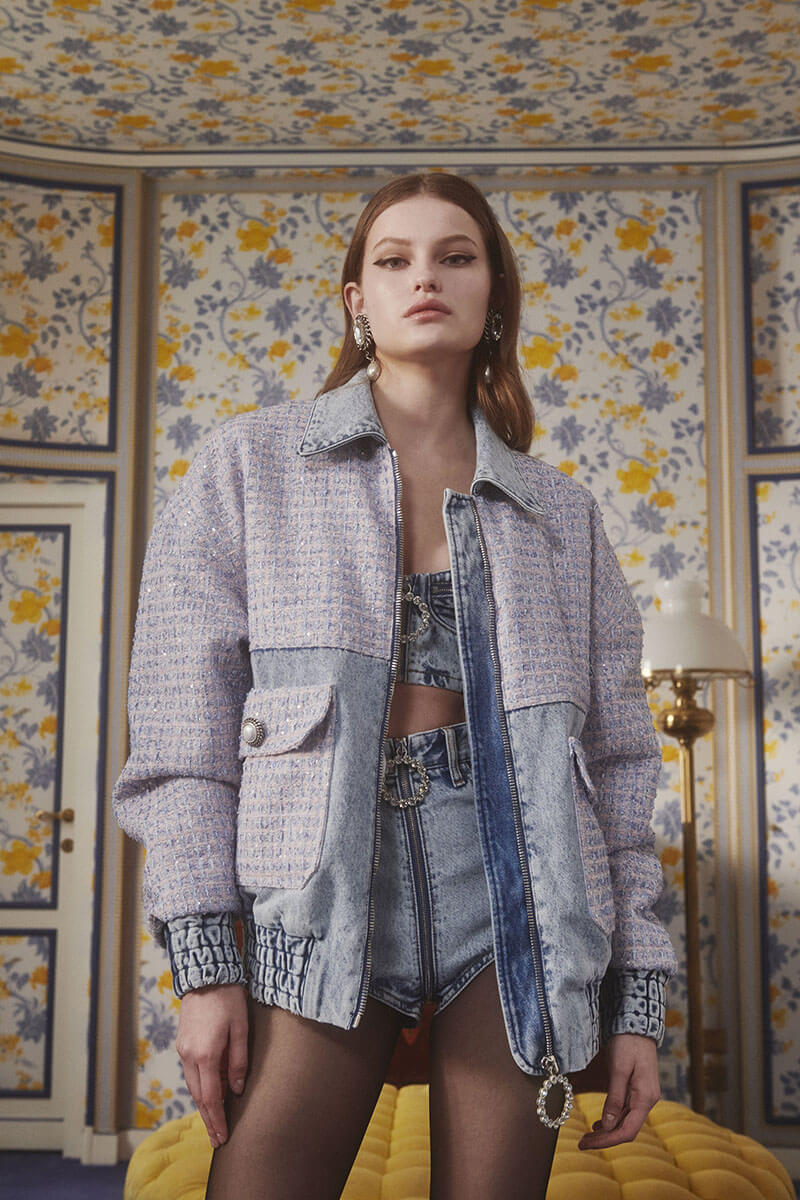 Gear Up For A Collection That Keeps You Guessing With Alessandra Rich