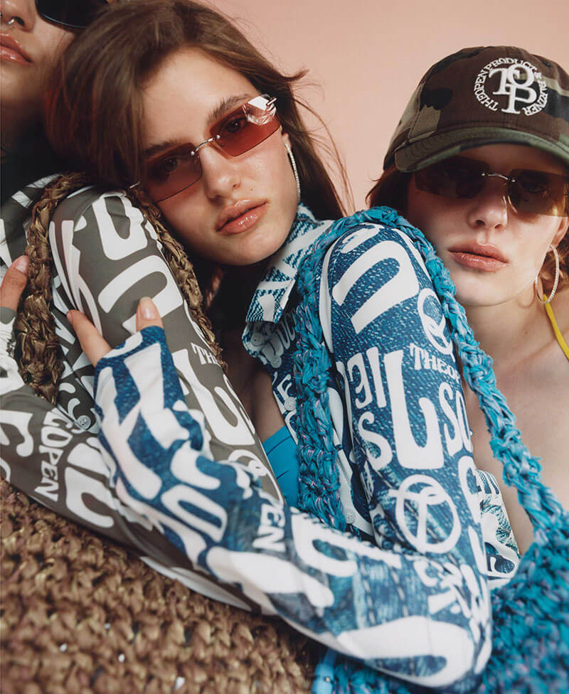 Y2K-Inspired High Summer Style For All At TheOpen Product