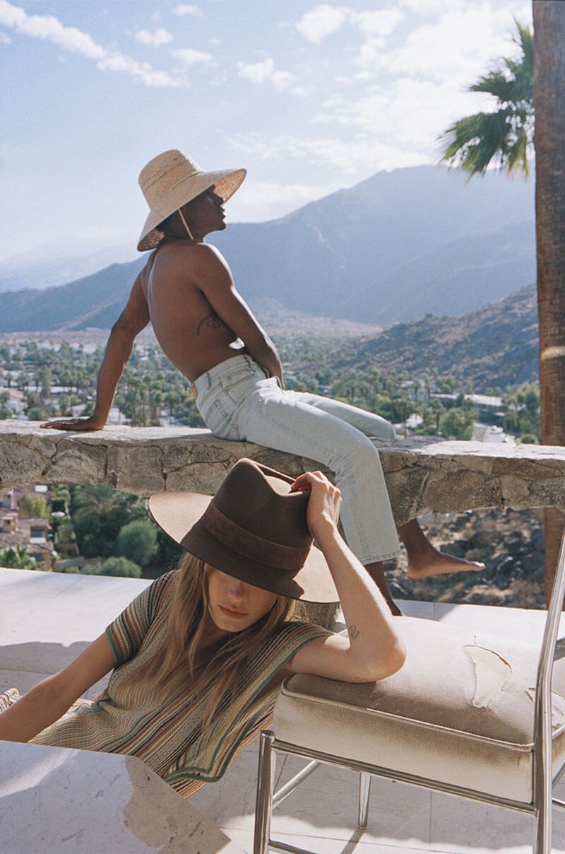 Add a Magical Touch To Your Summer Wardrobe With a Stylish Hat From Lack of Color