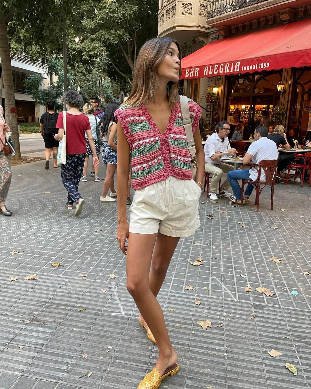 An Easy Yet Stylish Summer Outfit for the Weekends