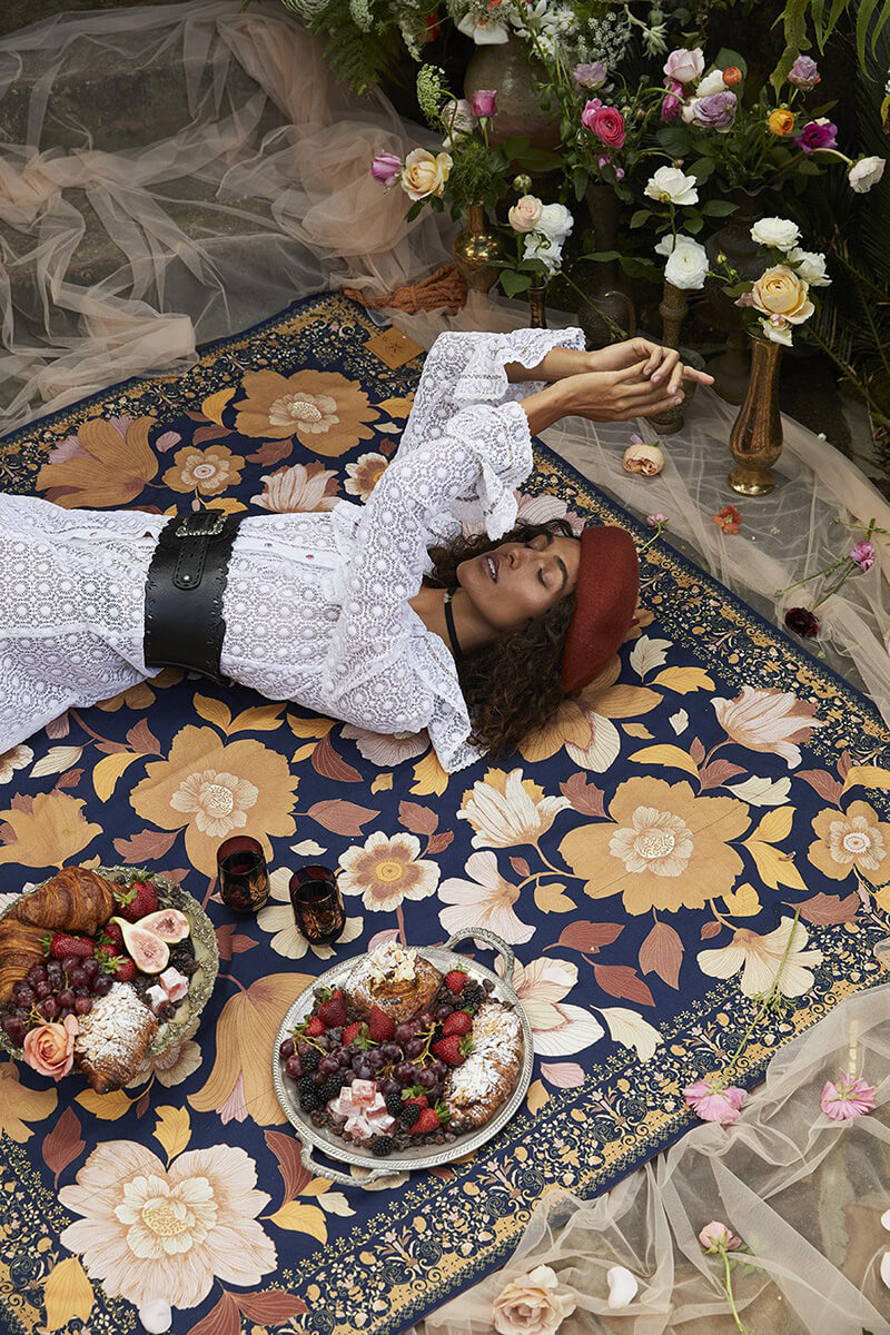 Treat Your Eyes To This Dreamy Lookbook From Wandering Folk