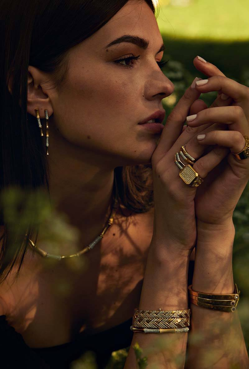 Luxury Jewelry At Its Finest From Rainbow K