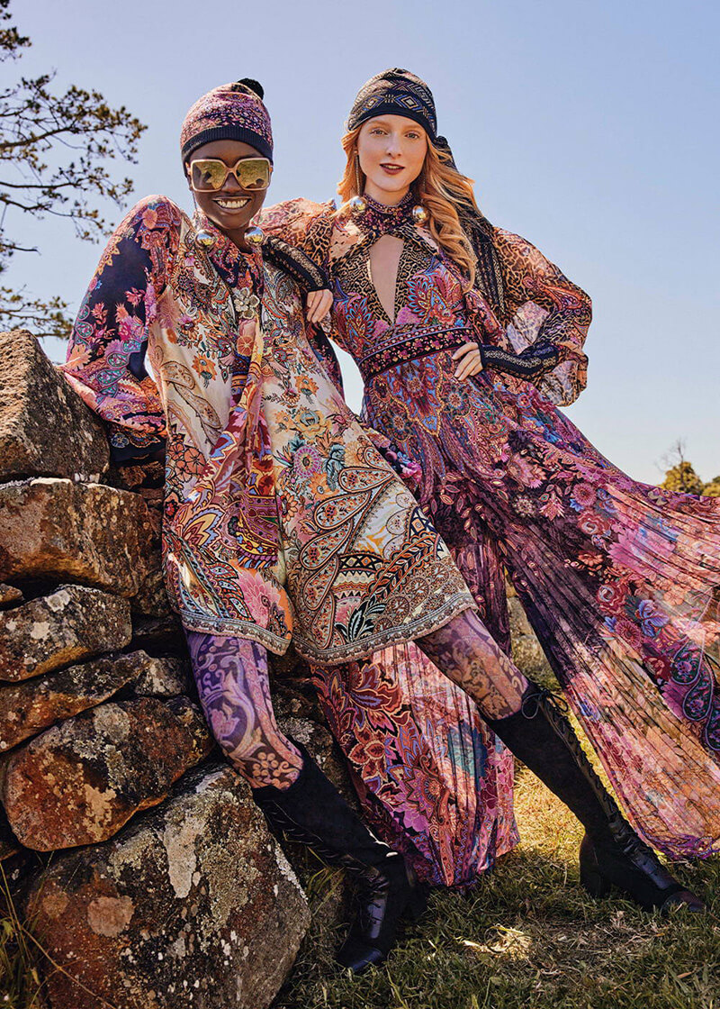 Dress Like Royalty With This Collection From Camilla