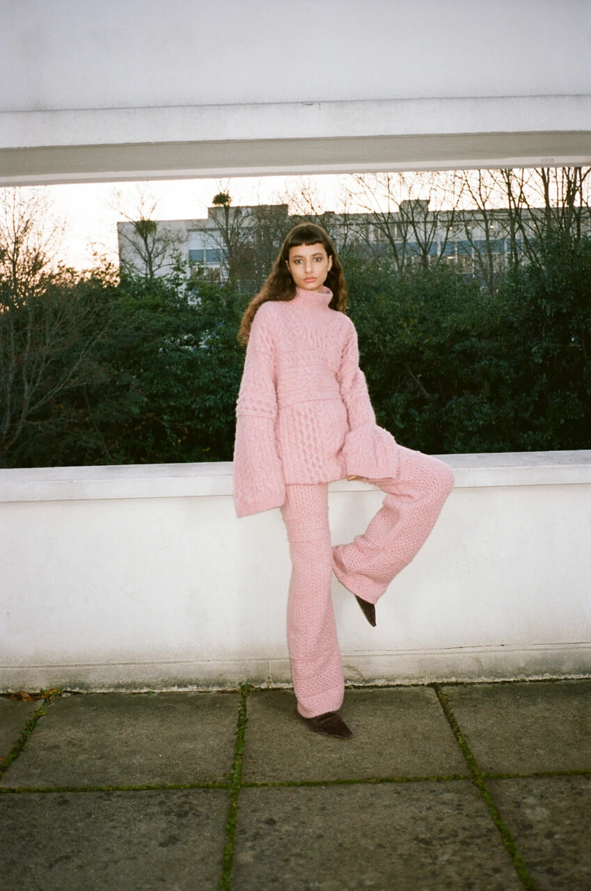 You're About To Fall In Love With The Pre-Fall '21 Collection From Nanushka